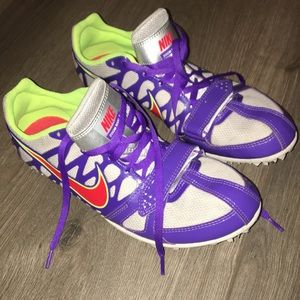 Barely Worn Nike Sprint Zoom Rivals S
